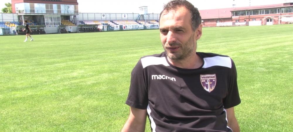 Noul antrenor al lui Becali, demis dupa doar cinci meciuri de la CSM Slatina! Cine este Dinu Todoran