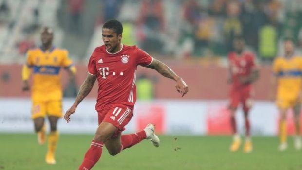 Douglas Costa pleaca din Europa!Anuntul oficial al clubului brazilian cu care a semnat
