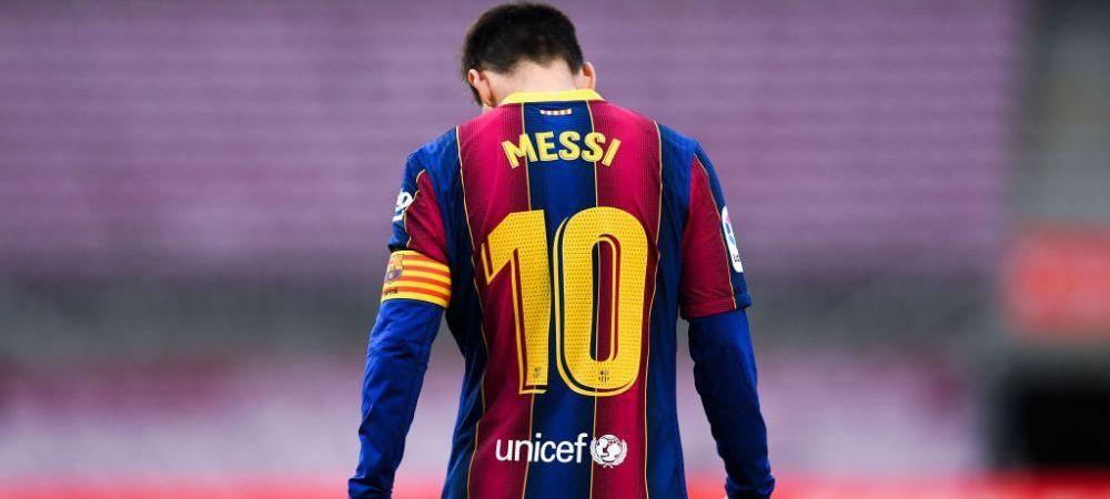 """""""A fost o decizie grea, dar am luat-o fara sa ezit!"""" Adevarul despre legatura dintre Messi si Barcelona"""