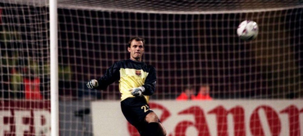 Doliu in fotbalul international! Un fost portar al Barcelonei a decedat la doar 46 de ani