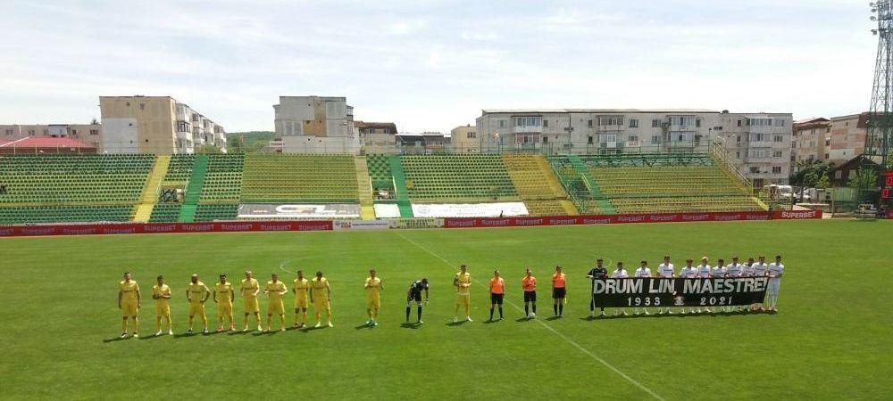 Brigada speciala la meciul dintre CS Mioveni si Rapid! Unul dintre asistenti a arbitrat finala Champions League in 2019