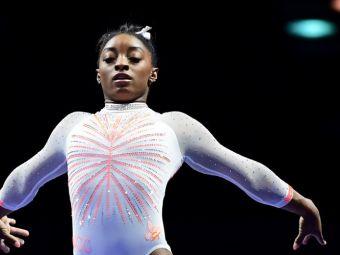 VIDEO | Simone Biles i-a innebunit pe toti cu un exercitiu din gimnastica masculina! Americanca e intr-o forma de zile mari inainte de Olimpiada