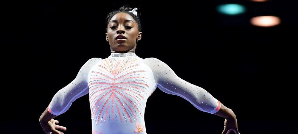 VIDEO   Simone Biles i-a innebunit pe toti cu un exercitiu din gimnastica masculina! Americanca e intr-o forma de zile mari inainte de Olimpiada