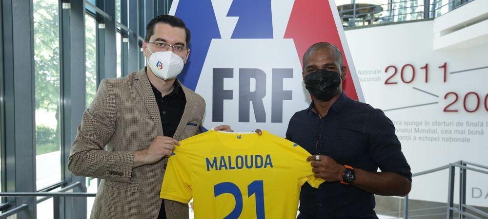 Malouda, prezenta de lux si la Federatie! Motivul pentru care castigatorul Champions League a venit in Romania