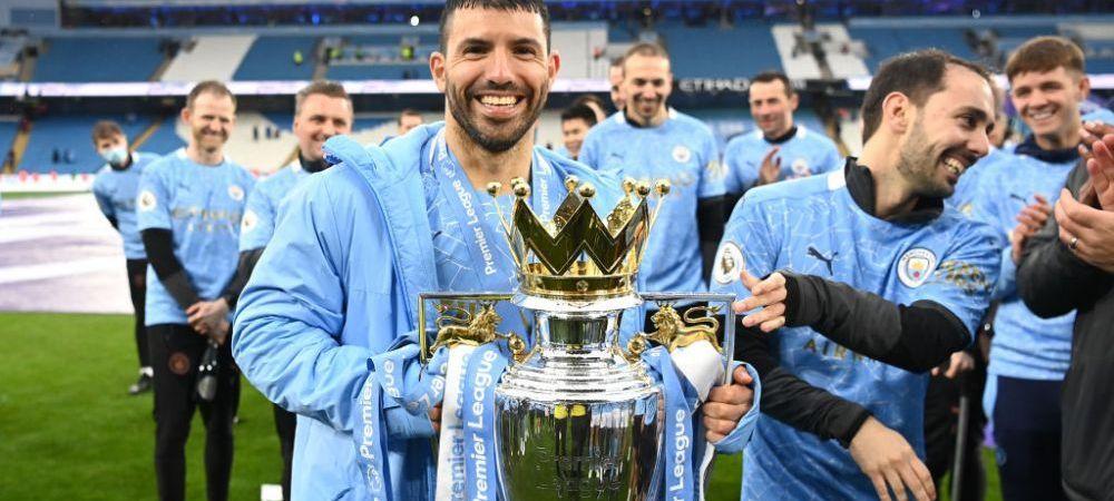 Nici nu putea pleca altfel! 'Bestia' Aguero, inca un record doborat la ultimul sau meci pentru City in Premier League! A intrat in a doua repriza si a facut spectacol