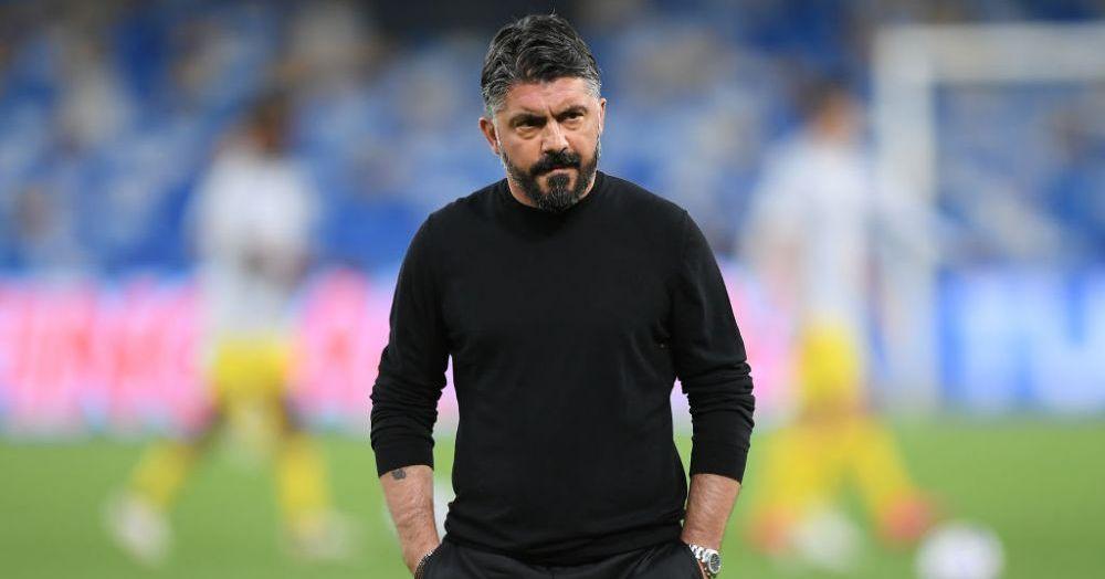 Mai rau nici ca se putea! Gattuso, dat afara de presedintele lui Napoli cu un mesaj pe Twitter! Ce a postat