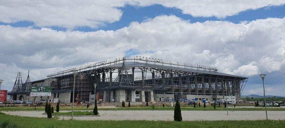 """Cand va fi gata stadionul lui Sepsi? Informatii de ultima ora: """"Vrem inaugurare cu o echipa mare!"""" Cine poate veni in Sfantu Gheorghe la primul meci de pe arena de 25 de milioane de euro"""