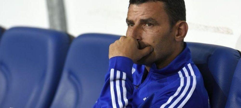 """Trica a rupt tacerea dupa ce a plecat de la FCU: """"Nu sunt Napoli, sa revin de 7 ori!"""" Ce a spus antrenorul"""
