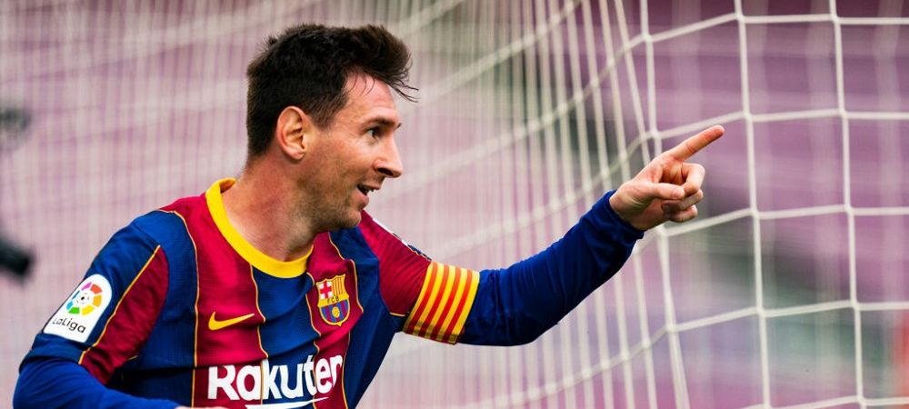 Cifre extraterestre pentru Messi in acest sezon de La Liga! Capitolele la care starul Barcelonei si-a distrus rivalii
