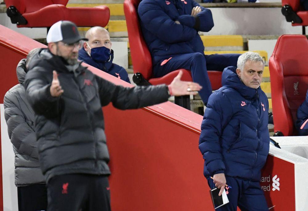 Afacere pe axa Mourinho-Klopp! Portughezul vrea sa aduca in Italia un