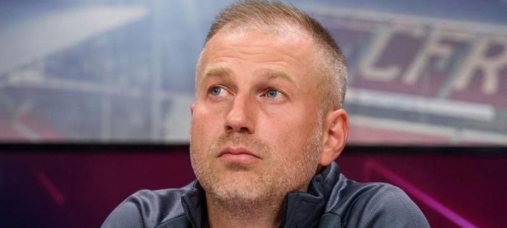"""""""Sunt niste campioni! Le-am transmis asta!"""" Iordanescu, laude pentru jucatorii CFR-ului! Ce spune despre modificarile de la echipa"""