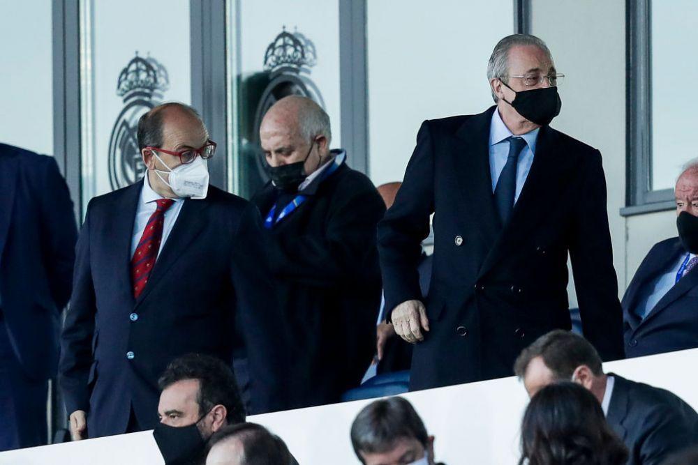 Veste bomba de la Madrid! Perez i-a gasit inlocuitor lui Zidane si se asteapta despartirea de francez! Ce nume mare e gata sa devina