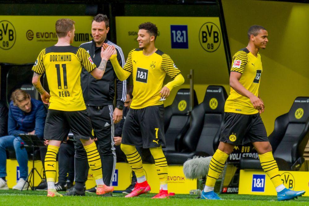 Presa din Germania anunta ca Dortmund i-a stabilit pretul lui Sancho! Pentru ce suma se poate desparti de englez