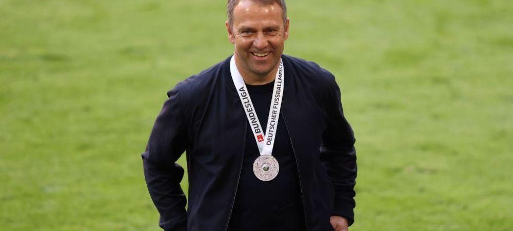 Flick, noul selectioner al Germaniei dupa Euro! Fostul antrenor al lui Bayern a semnat