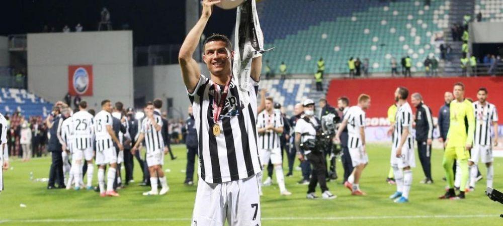 """""""Mi-am atins obiectivele la Juventus!"""" Postarea lui Ronaldo care i-a pus pe fani in alerta! Ce a pus pe Instagram"""
