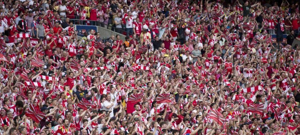 Meciurile din cadrul Euro 2020 de pe Wembley ar putea sa se joace cu stadionul plin! Anunt de ultima ora al englezilor