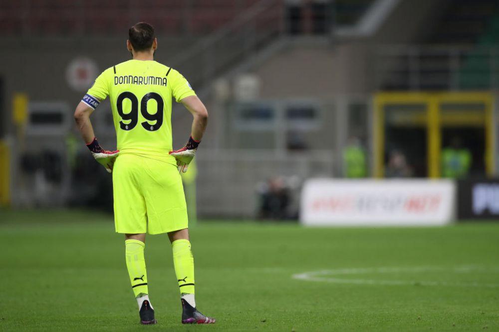 Donnarumma, aproape sigur plecat de la Milan! Cei 3 giganti care se lupta pentru semnatura portarului italian! Care este inlocuitorul portarului