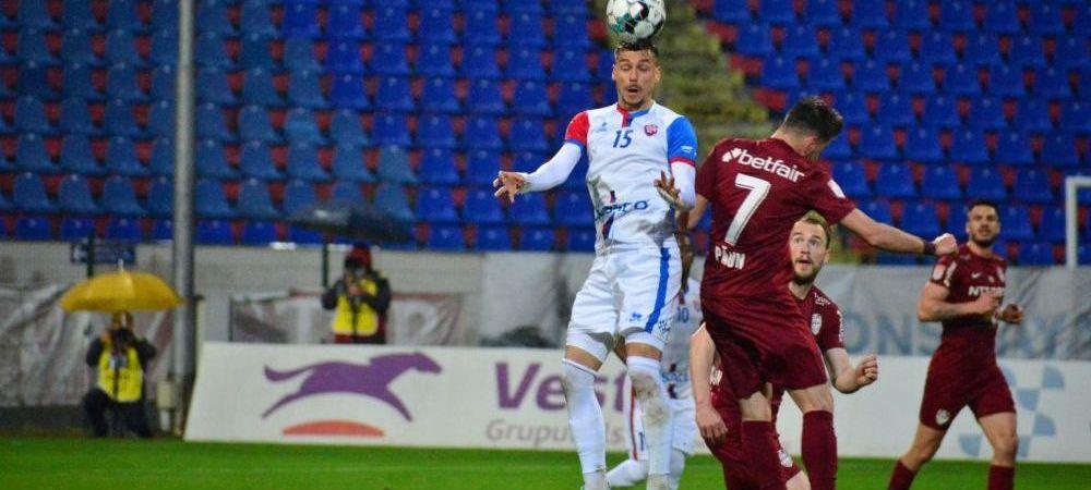 Rapid a bifat primul transfer al verii! Un titular din playoff va ajunge in Giulesti