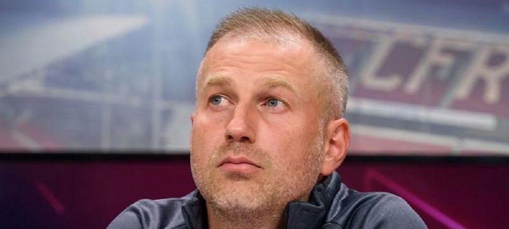 """""""Pana acum am pus ofertele pe locul 2!"""" Iordanescu, misterios privind plecarea de la CFR Cluj! """"O sa aflati in maxim doua zile"""""""