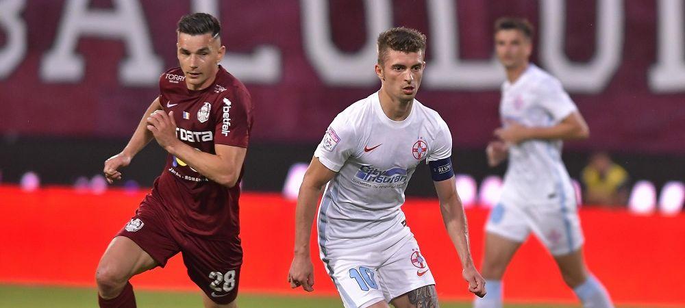 """Si-a anuntat Florin Tanase plecarea de la FCSB?!""""Este momentul potrivit pentru un transfer!""""Ce a declarat dupa esecul cu CFR Cluj"""