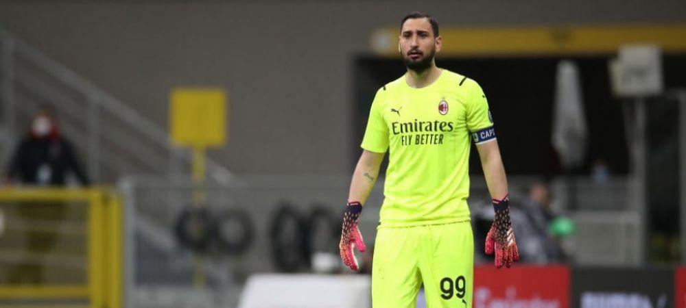 """S-a aflat principalul motiv pentru care Donnarumma pleaca de la Milan! Impresarul jucatorului, Mino Raiola, cerinte monstruoase pentru """"diavoli"""""""