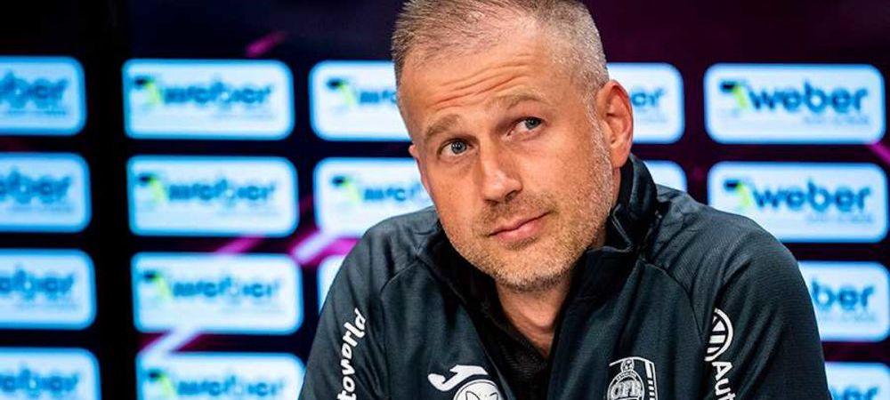 Continua incertitudinea la CFR Cluj! Edi Iordanescu a refuzat o oferta de un milion de euro
