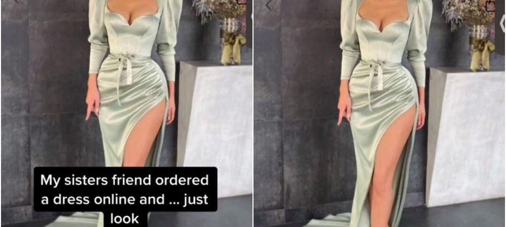 A platit pentru rochia visurilor ei, dar a trait socul vietii cand a vazut-o! Ce a putut sa primeasca de la magazin