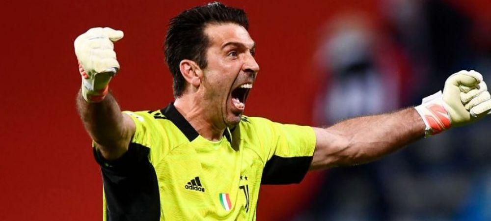 Buffon, la mare cautare si la 43 de ani! Ce club il doreste cu insistenta pe legendarul portar italian