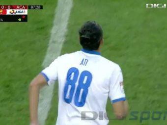 Nepotul marelui Ilie Balaci a debutat la Craiova! De ce a fost trimis pe teren abia in minutul 88