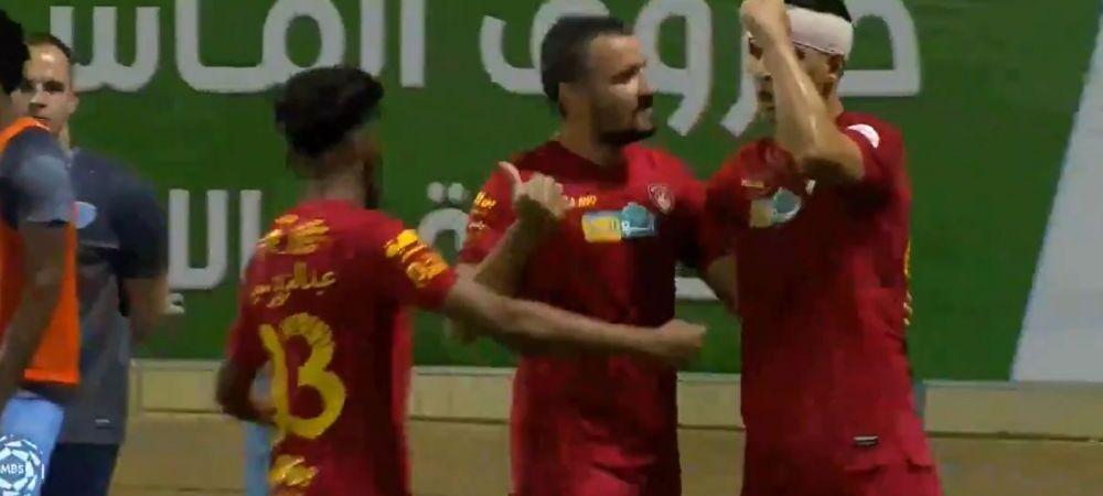 "Budescu, magistral in victoria obtinuta de Damac in fata lui Al Batin! ""Budi"" a oferit doua pase de gol si a scos-o pe Damac de la retrogradare"