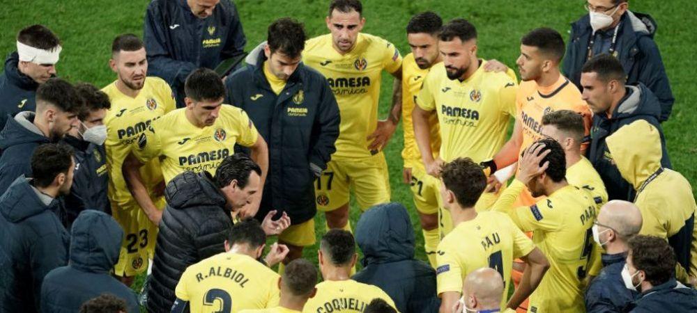 Unai Emery, antrenorul Europa League! Managerul spaniol a scris istorie! Villarreal a castigat primul trofeu european!