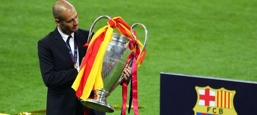 Guardiola, inapoi la Barcelona?! Spaniolul s-a decis unde va antrena in sezonul urmator! Anunt de ultima ora