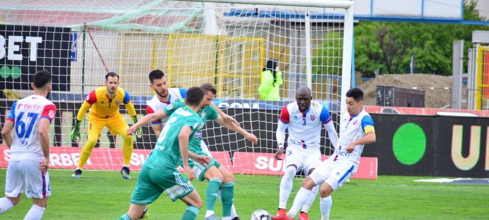 Victorie pentru Sepsi in ultimul meci din acest sezon! Gol anulat pentru Botosani in prelunigiri! AICI fazele din Sepsi 1-0 FC Botosani