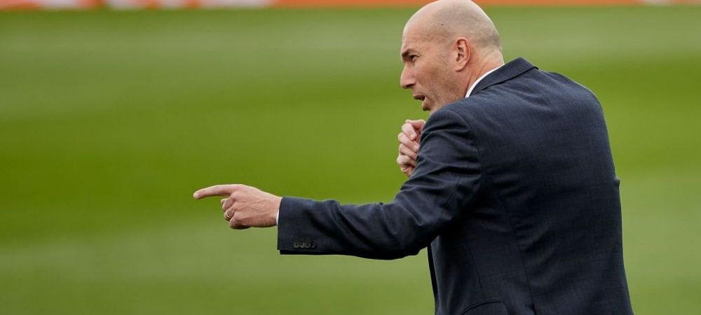 Surpriza la Real Madrid! Cine e favorit sa ii ia locul lui Zidane dupa ce varianta Allegri a picat