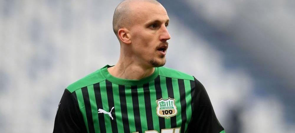Chiriches, sub comanda lui Pirlo?!Ce spune presa din Italia despre mutarea italianului de la Juventus la Sassuolo