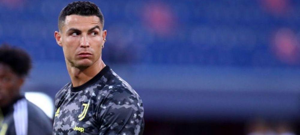 Ronaldo si-a anuntat colegii ca pleaca de la Juventus!Dezvaluirea de ultima ora a jurnalistilor italieni