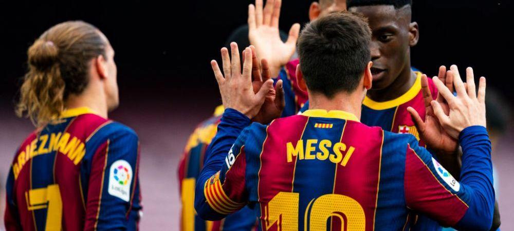 "Un jucator de la Barcelona, atac direct la Koeman: ""Cred ca are ceva personal cu mine!"" Dezvaluiri de ultima ora"