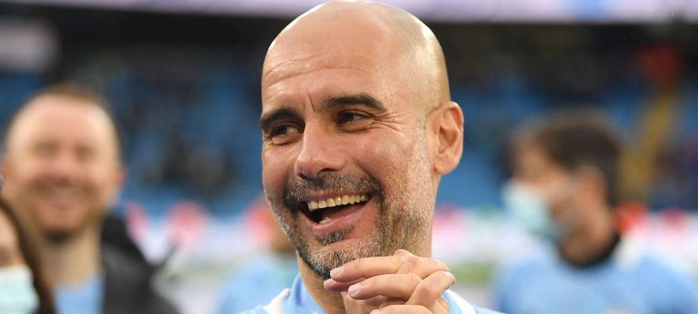Guardiola pregateste bomba pe piata transferurilor! Pe cine e dispusa City sa dea peste 100 de milioane de euro
