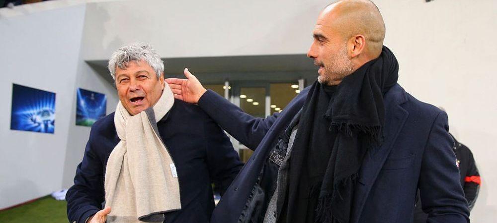 Cum si de ce s-a certat Mircea Lucescu cu Pep Guardiola! Dezvaluiri incredibile ale antrenorului roman