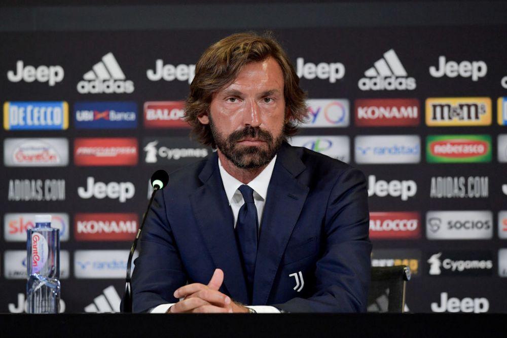 BREAKING NEWS | Juventus a anuntat oficial despartirea de Pirlo! Cine e noul antrenor care va fi prezentat in urmatoarele ore