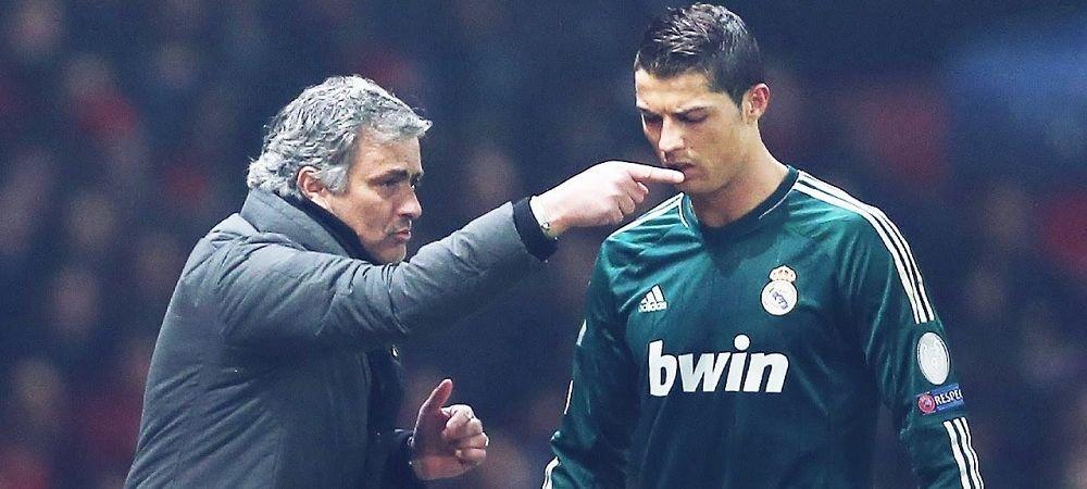 Anunt bomba in fotbalul mondial! Ronaldo, dorit de Mourinho la AS Roma! Antrenorul l-a sunat pe starul care vrea sa plece de la Juventus