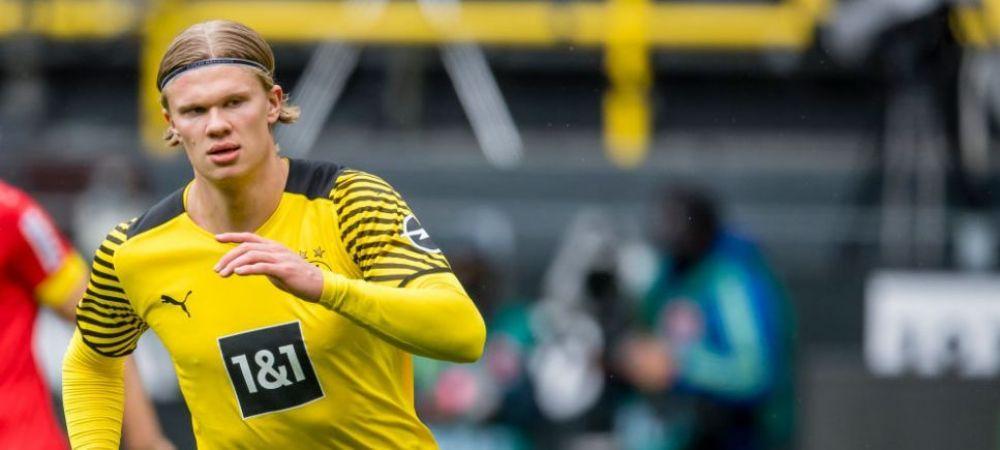 Haaland a anuntat unde o sa joace in sezonul urmator! Ce a spus 'masinaria de goluri' a Borussiei