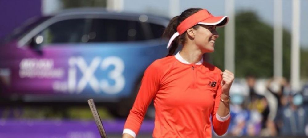 Sorana Cirstea e in finala turneului de la Strasbourg! Ar putea fi al doilea turneu WTA castigat de jucatoarea din Romania in acest an