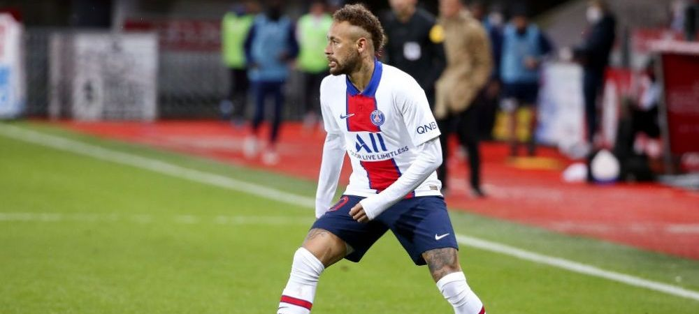 """""""E absurd sa spui asta! Nici macar nu o cunosc!"""" Reactia lui Neymar dupa ce s-a aflat motivul pentru care si-a incheiat colaborarea cu Nike"""