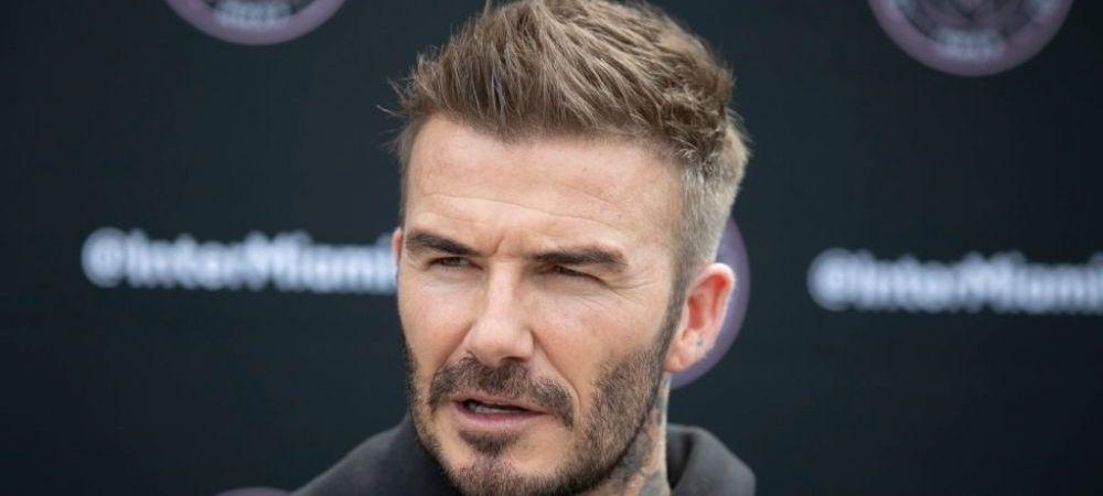 Clubul lui David Beckham, sanctionat pentru salariile pe care le au fotbalistii! Cat de mare este amenda primita de Inter Miami