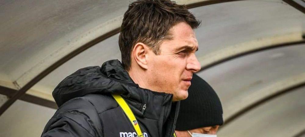 Rasturnare de situatie la FCU Craiova! Nicolae Grigore nu va face parte din staff-ul lui Mutu! Ce a spus antrenorul