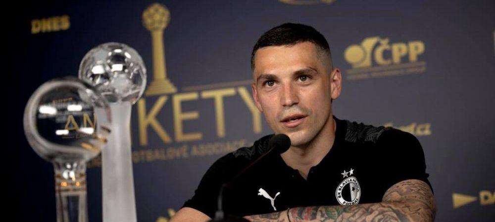 """Nicolae Stanciu incheie un sezon de vis la Praga cu doua titluri individuale: """"Este cel mai bun sezon al meu"""""""