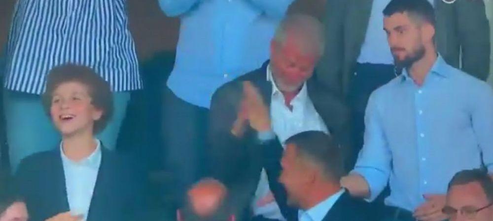 Abramovich s-a dezlantuit la golul lui Havertz! Imagini senzationale cu patronul lui Chelsea in tribune