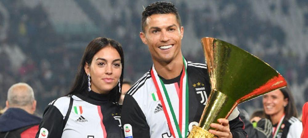 Rasturnare de situatie in cazul transferului lui Ronaldo?! Iubita Georgina a facut anuntul! Unde va juca in sezonul urmator