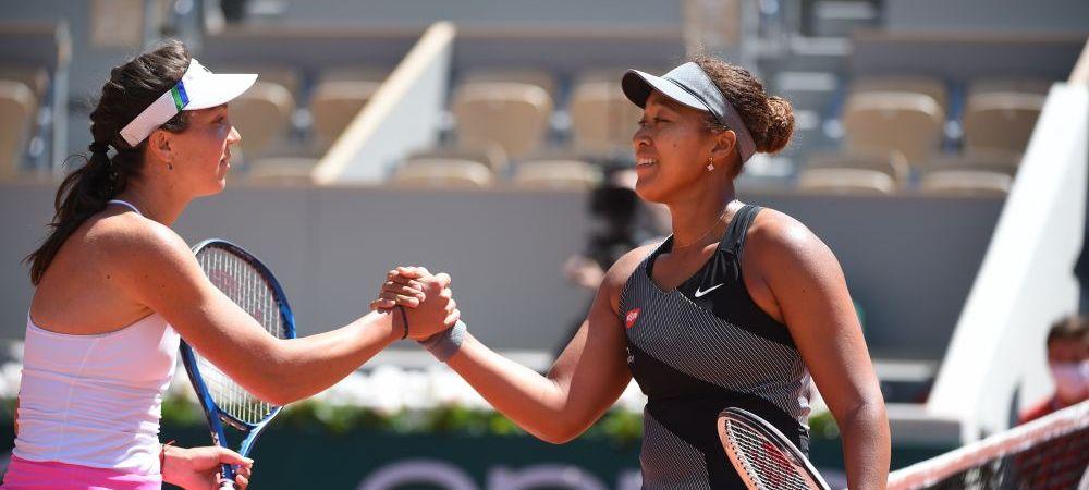 Romania la Roland Garros 2021, ziua 1   Ana Bogdan castiga primul meci al turneului, iar Patricia Tig a jucat de la egal la egal cu Naomi Osaka: cati bani va incasa Tig pentru prezenta in primul tur